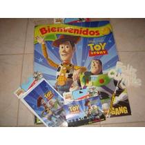 Set De Cotillon Tematico P/10 Chicos De Toy Story/monster In