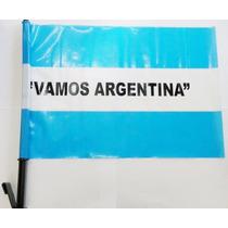 Mástil Para Bandera 1000 Unidades!!