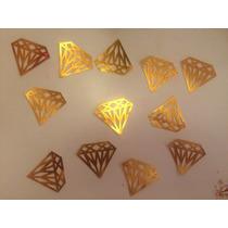 Figuras Troqueladas Diamante