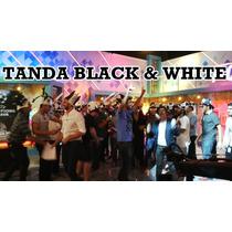 Blanco Y Negro - Combo X 15 Gorros Galeras Vinchas - Genial!