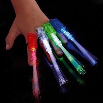 Dedos Led Fibra Optica X 20. Mejor Precio!! Liquidacion!