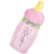 Globo Mamadera Chica 14 Baby Shower - Nacimientos