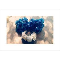 Cotillon Vinchas De Flores Casamientos Fiestas Moda 2015