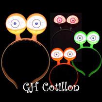Vinchas Ojos Led Pack X 5 Cotillon Luminoso