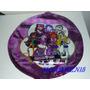 10 Globos Metalizados Monster High