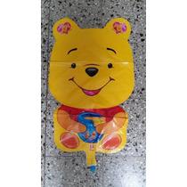 Globo Metalizado Con Forma De Winnie Pooh 24