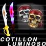 Cotillon Luminoso Combo 5 Chicos Nenes Fiestas Cumpleaños