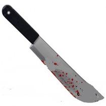 Machete Con Sangre Para Halloween