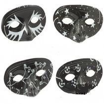 Antifaces Para Halloween De Plastico Vs Modelos