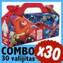 Big Hero 6 Grandes Heroes Valijita Bolsita Combo X 30