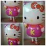 Hello Kitty Globo Helio Y Aire 73 Cm. Caminante Rosario