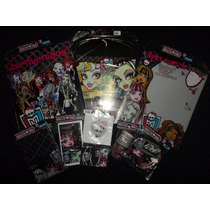 Monster High Combo Cotillon 20 Chicos Infantil