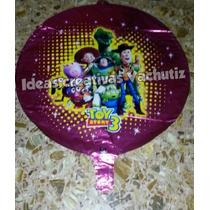 Globos Metalizados De Toy Story De 18 (45cm)