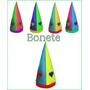 Gorro Bonete Para Fiesta Pack X10 Cotillon Pucci