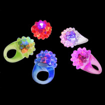 Anillos Luminosos Con Led Surtidos Pack X 15
