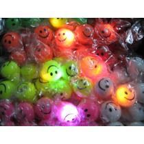 40 Anillos Luminosos 3 Leds De Colores. Cotillón