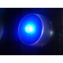 Base Luminosa Souvenirs/centros De Mesa.luz Azulx15 C/pilas