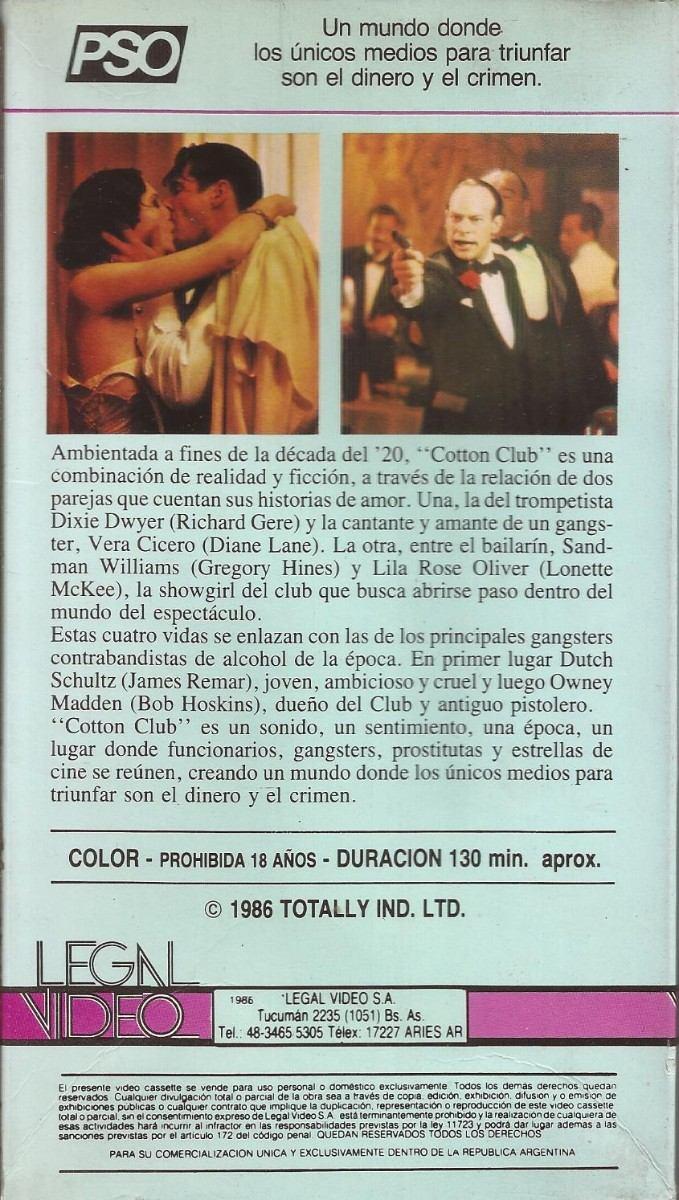 Nicolas Cage The Cotto...