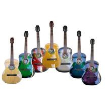 Guitarra Criolla De Estudio Varios Colores / Open-toys Avell