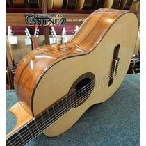 Antigua Casa Nuñez Guitarra Criolla De Estudio Superior T100