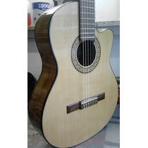 Guitarra Clasica Criolla Con Corte ,unica Y Artesanal