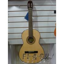 Guitarra Clasica Criolla Gracia Modelo M9 Flashmusical Tigre