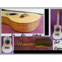 Guitarra Viajera De Concierto