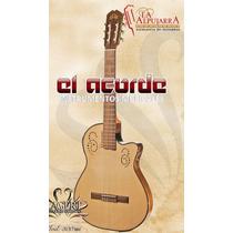 Guitarra Electrocriolla La Alpujarra 300kec - El Acorde