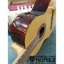 Guitarra Criolla Clasica Antigua Casa Nuñez Ol18