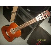 Guitarra Clasica Antigua Casa Nuñez Diego Gracia & Cia