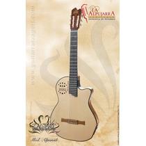 Guitarra La Alpujarra Especial Sin Boca Alpumidi