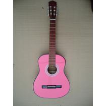 Guitarra Criolla Niña Rosa *no Juguete* H/agotar!!