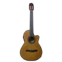 Guitarra Criolla Gracia Modelo M8 Eq Ecualizador Con Corte