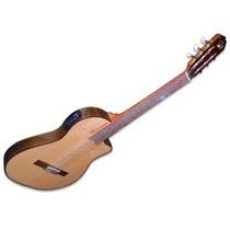 Guitarra Clasica La Alpujarra Modelo Kec-300 Tipo Godin