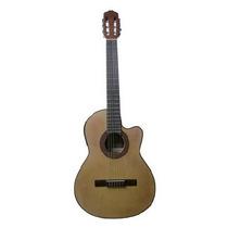 Guitarra Criolla Clasica C/ Microfono Gracia Modelo M10 Eq