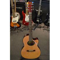Guitarra Electroacústica Gracia Pol.eq