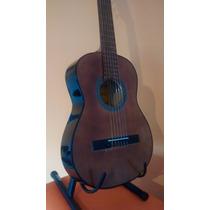 Guitarra Criolla Tamaño Mediano Del Luthier Orellano