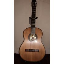 Guitarra Criolla Concierto Fernandez H Luthier 1984
