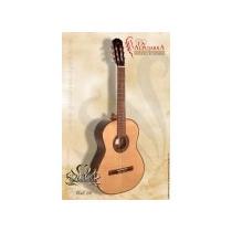 Guitarra Criolla La Alpujarra Mod 80 Tapa Pino Abeto Macizo