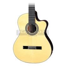 Guitarra Aria Ak30 Ce Criolla Con Ecualizador