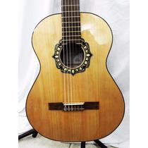 Guitarra Criolla Clasica Fonseca Mod.25 Estudio