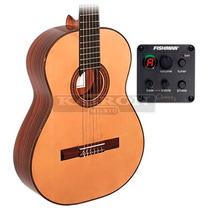 Guitarra Criolla La Alpujarra 85ec Eq Fishman Cla 101