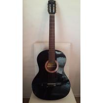 Guitarra Criolla Grazia M2 Con Funda Mochila Y Afinador