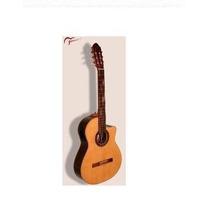 Guitarra Criolla Clasica Fonseca 40 Kec Nueva