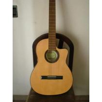 Guitarra Antigua Casa Nunez Con Corte¨´de Concierto¨´