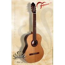 Guitarra Criolla Fonseca 50 - Estudio Superior - En Palermo