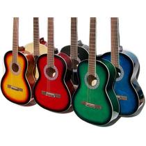 Guitarra Criolla Gomez Varios Colores Excelente Calidad