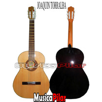 Guitarra Joaquin Torralba Modelo 35 Musica Pilar