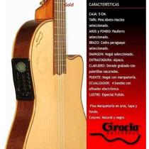 Gracia Guitarra Gold Daiam