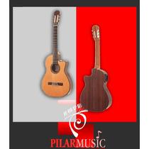 Guitarra Criolla La Alpujarra 85kec - Pilar Music Champagnat